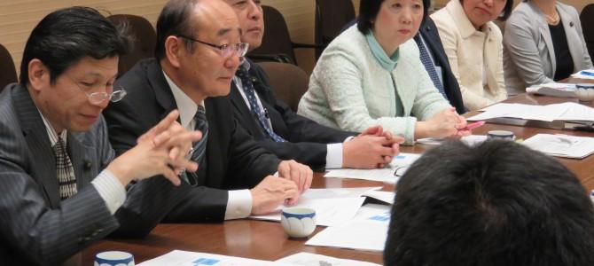 総合区制度プロジェクトチーム 第二回会議