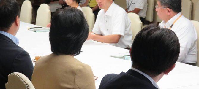 「子どもの貧困」対策プロジェクトチーム 政策提言